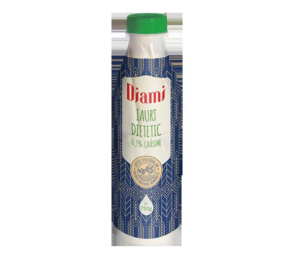 iaurt dietetic 750g